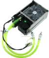 "ECS HYDRA GeForce 9800GTX+. ""Водянка"" и SLI в одном флаконе"