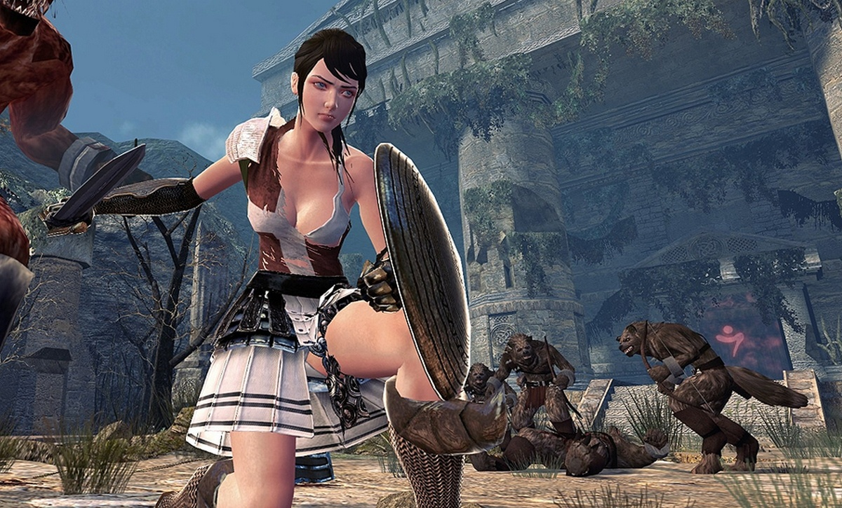 Free adult mmo nackt images